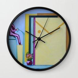 Good News Wall Clock