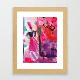 Twisted Kingdom Framed Art Print