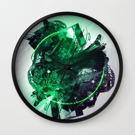 Sekasorto Wall Clock