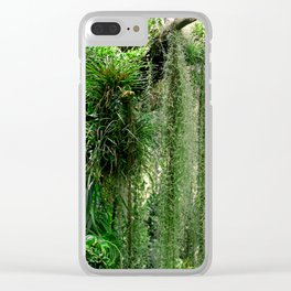 Wicked Whisper Clear iPhone Case