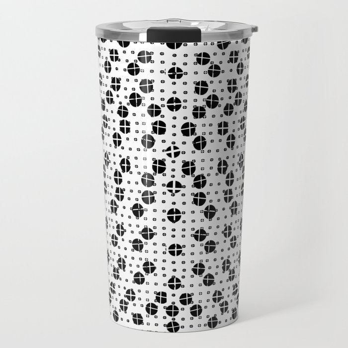 Multitude Cross Travel Mug