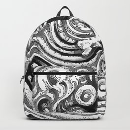 gravel sherbet Backpack