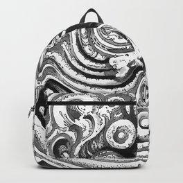 gravel sherbet Backpack