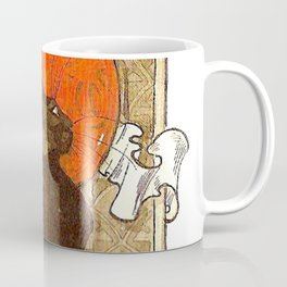 "Théophile Steinlen ""Cat"" Coffee Mug"