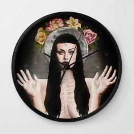 Diosa Eclíptica Wall Clock