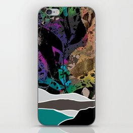 Abstract Hills 3 iPhone Skin