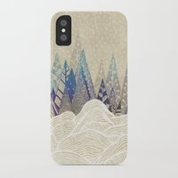 dreams iPhone & iPod Cases featuring Snowy Dreams  by Rskinner1122
