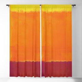 Mark Rothko - Untitled No 73 - 1952 Artwork Blackout Curtain