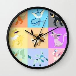 eevolution Wall Clock