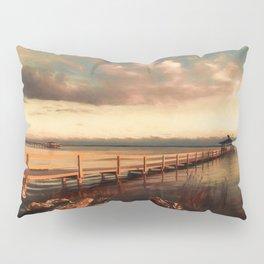 The Last Sunset Pillow Sham