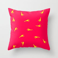 Giraffes | Animals Throw Pillow