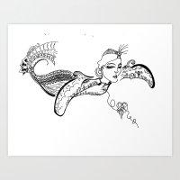 My Heart is Forever Flying Art Print