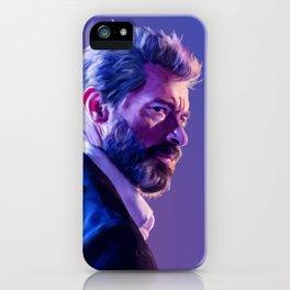 logan howlett iPhone Case
