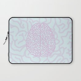 Pastel Brain Laptop Sleeve