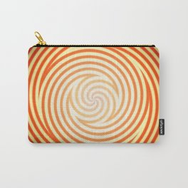 Retro circle design Carry-All Pouch