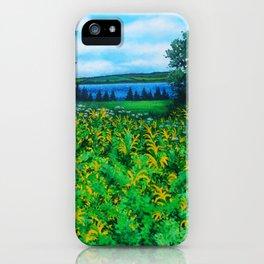 Prince Edward Island iPhone Case