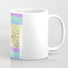 Bicycle Feet Coffee Mug