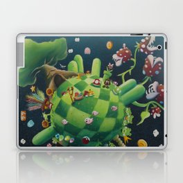 The consoling planet Laptop & iPad Skin