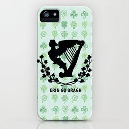 erin go bragh iPhone Case