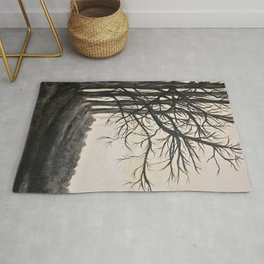 Branching over the horizon Rug