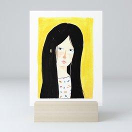 Karina Mini Art Print