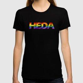 Rainbow Heda T-shirt