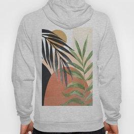 Abstract Tropical Art VI Hoody