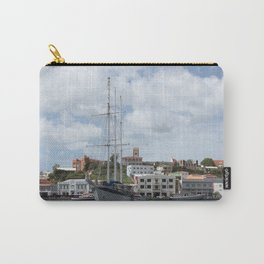 Sailing Boat at Grenada Carry-All Pouch