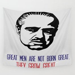 Don Corleone Poster Art Wall Tapestry
