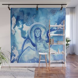 Oedipus' Folly Wall Mural