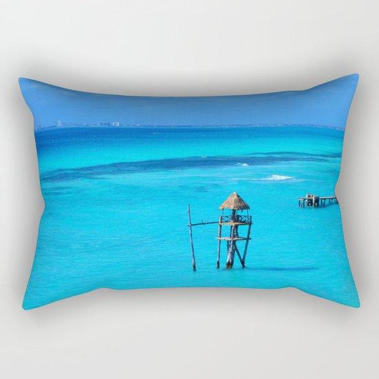 Lifeguard II Rectangular Pillow