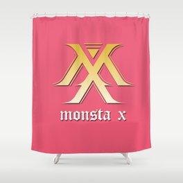 MONSTA X Shower Curtain