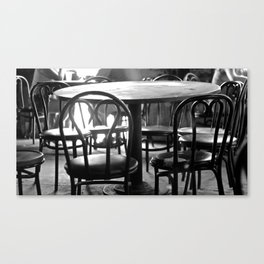 Gathering Table Canvas Print