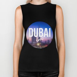 Dubai - Cityscape Biker Tank