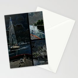 The Neenah in Neon Stationery Cards