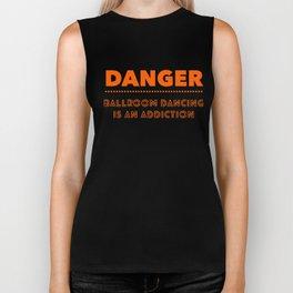 Ballroom Dancing Gift for Ball Room Dance Teacher Biker Tank