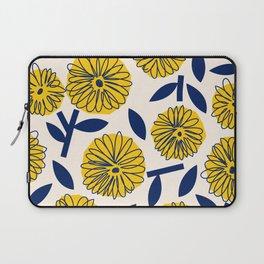 Floral_blossom Laptop Sleeve