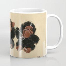 See No Evil, Hear No Evil, Speak No Evil Coffee Mug