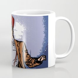 ain't never gonna do it without the fez on Coffee Mug
