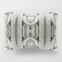 Architectural Rings Abstract Pillow Sham