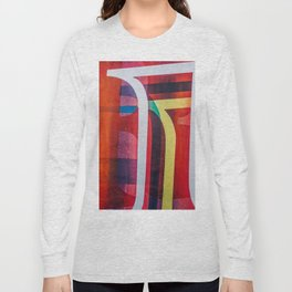 abstract colors 2 Long Sleeve T-shirt