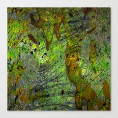 abstract #### ### Canvas Print