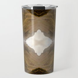 waterfall cave Travel Mug