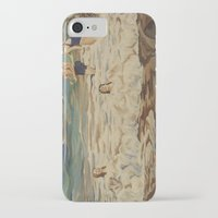 puerto rico iPhone & iPod Cases featuring Puerto Rico by Laura Teed