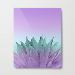 Agave Vibes #7 #tropical #decor #art #society6 Metal Print