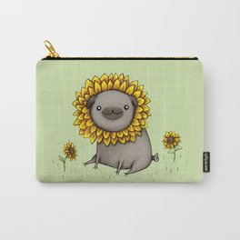 Pugflower Carry-All Pouch