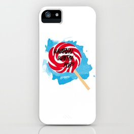 """Candy Store"" Heathers Minimalist iPhone Case"