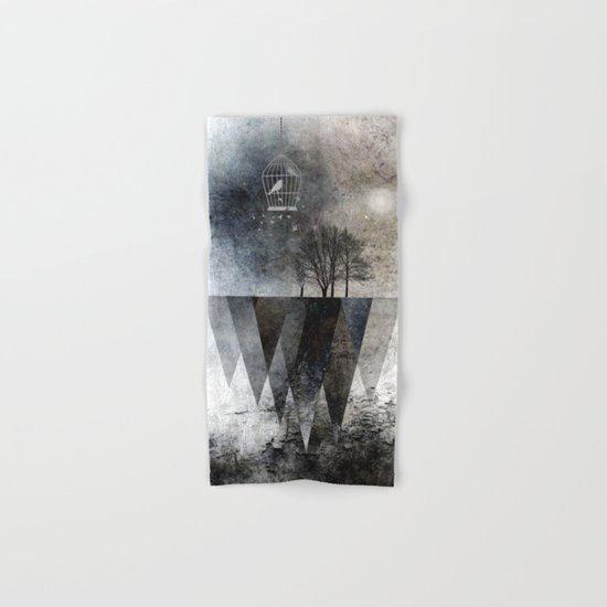TREES over MAGIC MOUNTAINS I Hand & Bath Towel