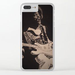 Little Wing Clear iPhone Case