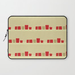 Retro Holiday Gifts Laptop Sleeve